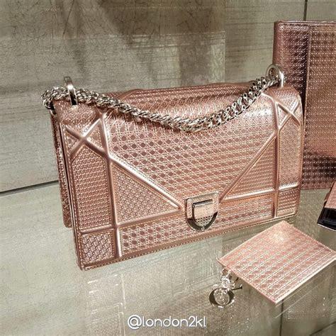 l2kl medium diorama bag in gold rm14 500 luxury fashion bags diorama bag purses
