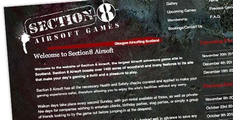 section 8 website section 8 airsoft 187 bay12 design