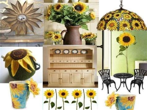 sunflower kitchen decorating ideas 1000 ideas about sunflower kitchen on