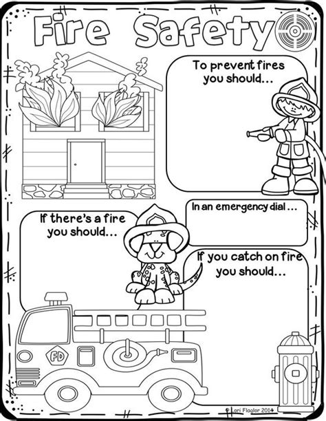 home design story questions fire safety poster safety and study