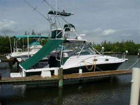 proline diesel boats sale 2003 proline 33 express diesel with tower boats yachts