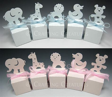 You have to see Animal Themed Party Favor Box Templates by