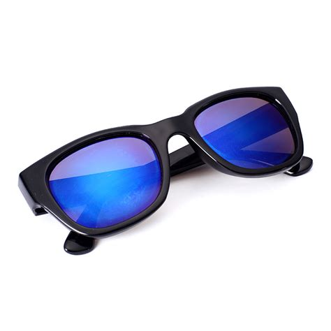 Unisex Plating Polarized Sunglasses S1005c popular thick frame glasses for buy cheap thick frame