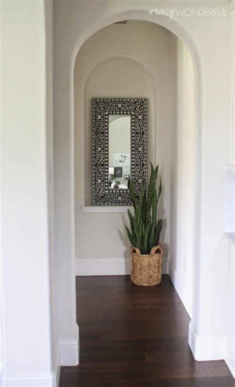 Foyer Niche Ideas by Entry Switch Up Wonderful