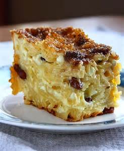 sweet cottage cheese recipes collecting memories sweet noodle kugel