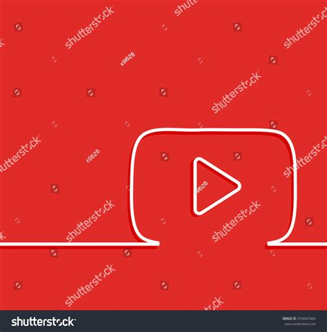 youtube layout vector red play vector logo jpg jpeg eps icon button youtube