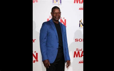 dennis haysbert think like a man too think like a man too makes hollywood world premiere