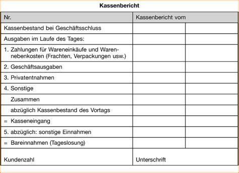 Bewerbungsschreiben Meaning 6 Kassenbericht Muster Bewerbungsschreiben