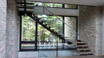 Stair Handrail Lighting Stair Case Contemporary Staircase Vancouver By