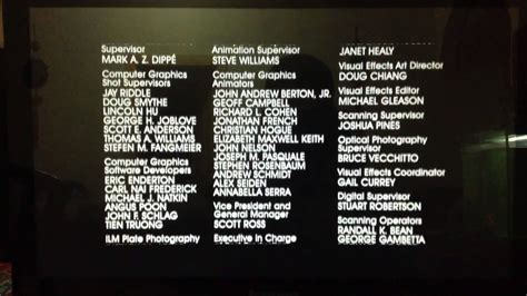 Terminator 2: judgment day end credits - YouTube T 1000 Terminator 2