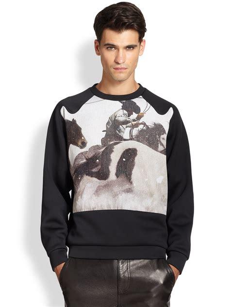 Phillip Lim Black Ghw 1 lyst 3 1 phillip lim cowboy sweatshirt in black for