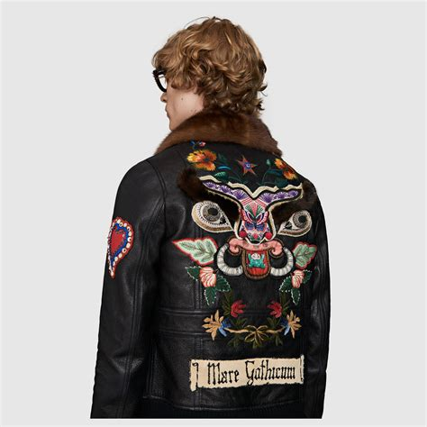embroidery jacket bomber jacket with embroidery gucci s bombers