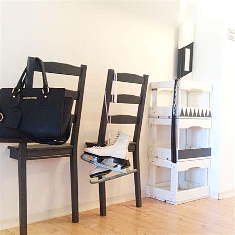 stuhl garderobe ausgefallene einrichtungsideen wohnkonfetti