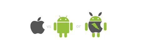 android or apple ios vs android or are we trying to create the same uber