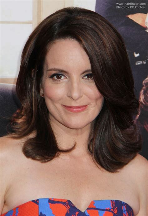 Tina Fey Hairstyle by Tina Fey Hair Cut Tina Fey Hairstyles For 2017