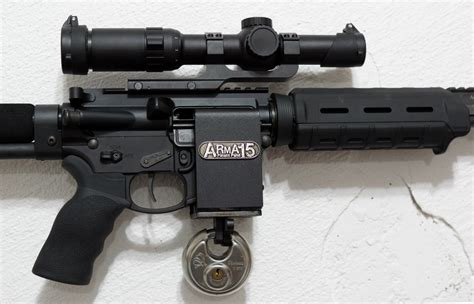 ar 15 gun cabinet gear review arma15 ar 15 wall mount the
