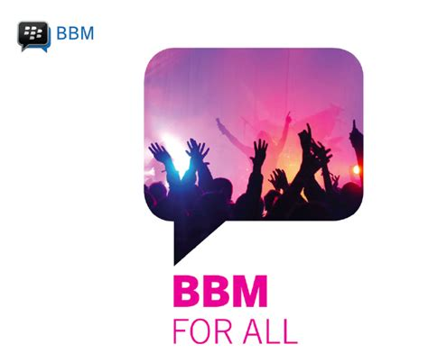 bbm for android bbm for android and ios arrives this weekend