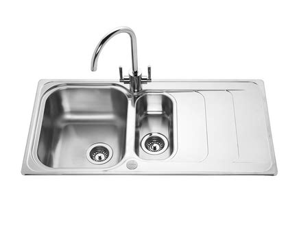 howdens kitchen sinks lamona kielder 1 5 bowl sink stainless steel kitchen