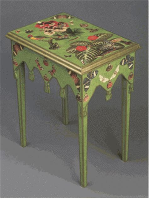 How To Decoupage Furniture With Paper - cadlow vape world how to decoupage furniture diy paper