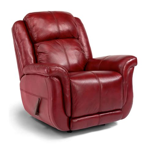 Flexsteel Sofa Recliners by Flexsteel Latitudes Brookings Casual Recliner With Power