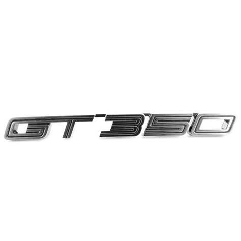 shelby gt350 badge mustang shelby gt350 fender emblem 15 18 fr3z16098a
