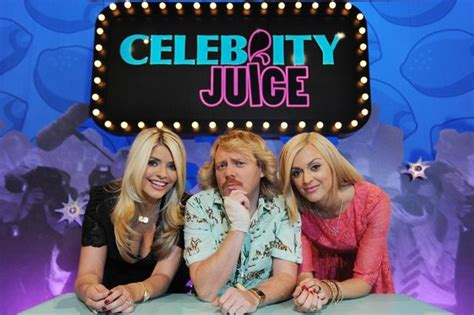 celebrity juice line up holly willoughby milks it on celebrity juice while jamie