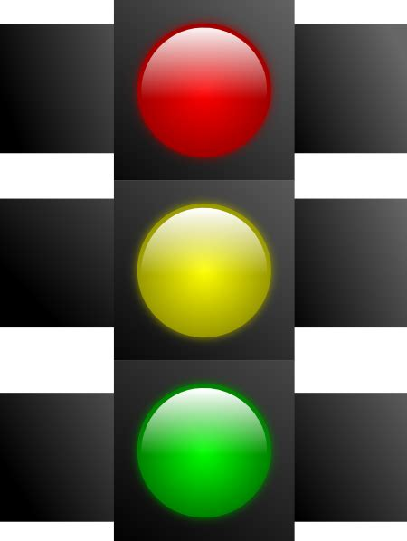 Go Signal by Stoplight Go Signal Clipart Best