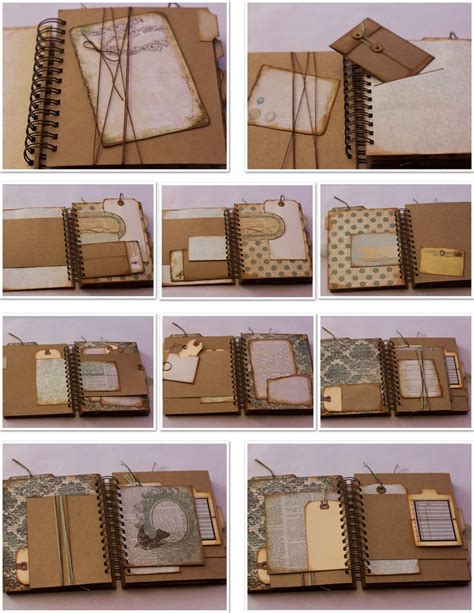 Handmade Scrapbook - 32 best images about handmade scrapbooks on