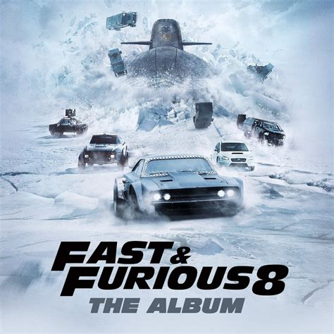 fast and furious 8 background music the fate of the furious the album ワイルド スピード ice break