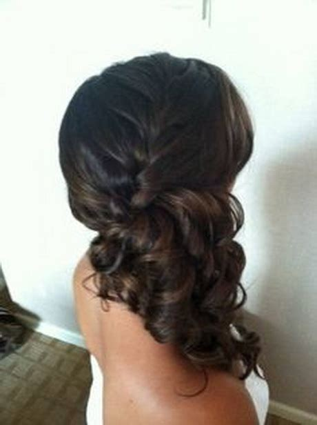 Prom Hairstyles To The Side by Prom Hairstyles To The Side