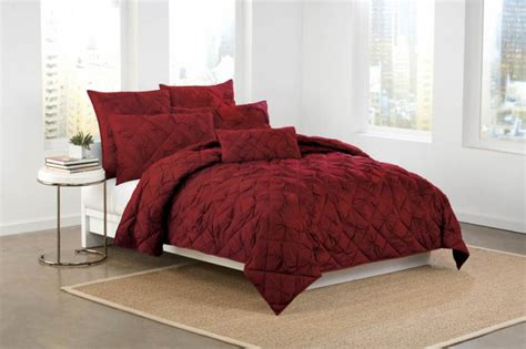 dkny bedding spice up your bedroom with dkny s diamond tuck bedding collection