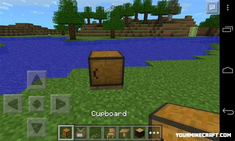 Mcpe Furniture by Pocket Furniture Mod For Minecraft Pocket Edition 0 8 1