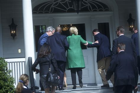 hillary clinton falling down stairs the daily caller hillary clinton falling down stairs the daily caller