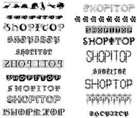 tattoo fonts style zee post