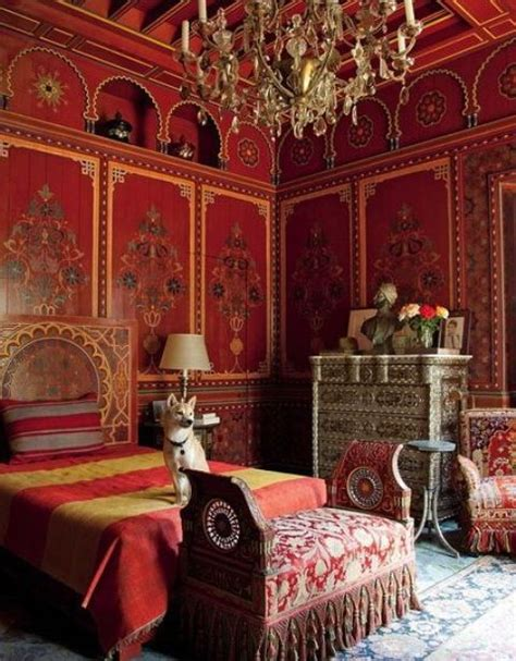 Moroccan Bedroom Decor Uk by 66 Mysterious Moroccan Bedroom Designs Digsdigs