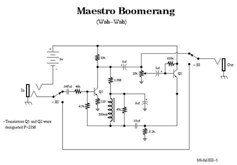 circuit diagrams guitar effects photos circuit diagrams