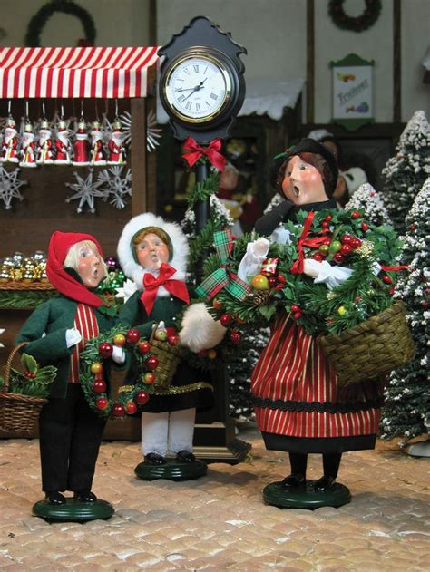 christmas carolers decorations sale best 25 caroler ideas