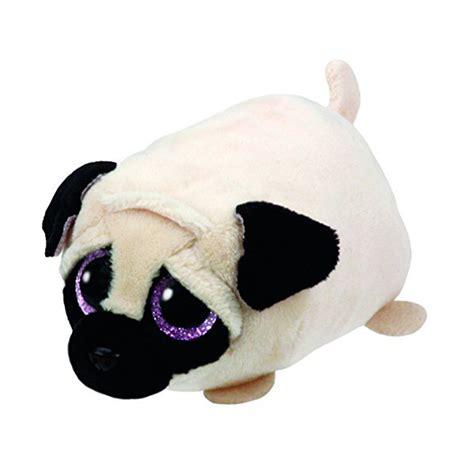 ty pug plush pyoopeo ty teeny tys 4 quot 10cm the pug plush beanie boos plush stuffed animal