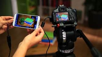 camcorder for android a dslr with your android phone or tablet cnet