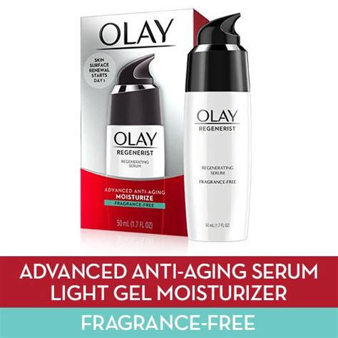 Olay Anti Aging Serum olay regenerist regenerating serum advanced