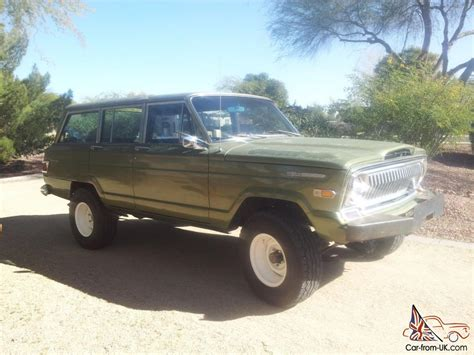 kaiser jeep wagoneer 100 kaiser jeep for sale 1968 kaiser jeep pickup
