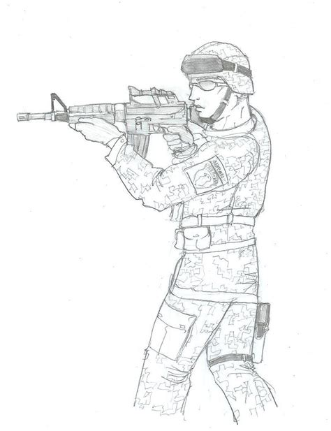 sketch your world drawing 1845435141 us army soldier sketch by daimoth on