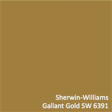 sherwin williams gallant gold sw 6391 sherwin williams paint colors interior exterior
