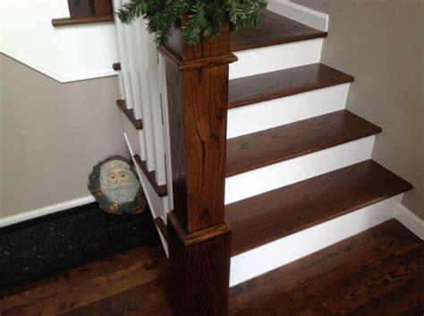 Laminate Floor Stairs by Magnus Anderson Ideal Hardwood Flooring Of Boulder