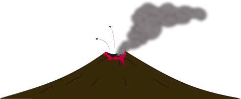 volcano clipart clipartioncom