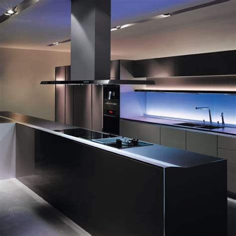 kitchen unit lighting interactive home lighting options to change the room s
