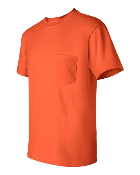 Tshirtt Shirt Livestrong gildan mens sleeve blank ultra cotton tshirt with a pocket 2300 up to 5xl ebay