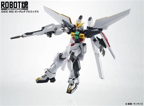robot damashii gundam x the toyark news