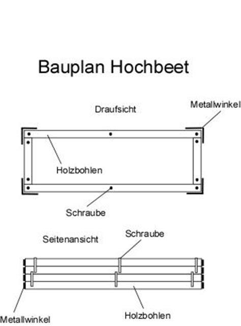 Bauanleitung Hochbeet Aus Stein 2126 by Hochbeet Selber Bauen Hochbeete Bauanleitung Bauplan