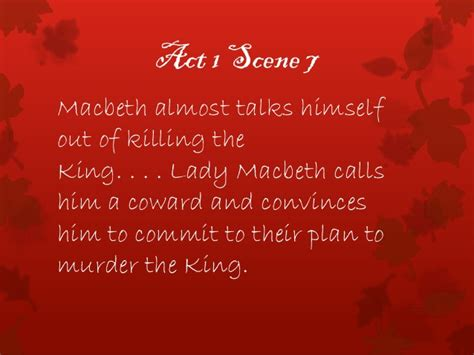 themes of macbeth act 1 scene 1 a macbeth a summary